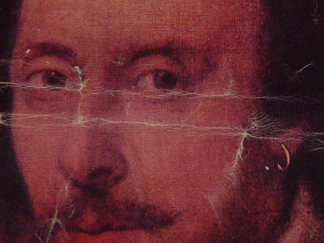 My cousin, William Shakespeare