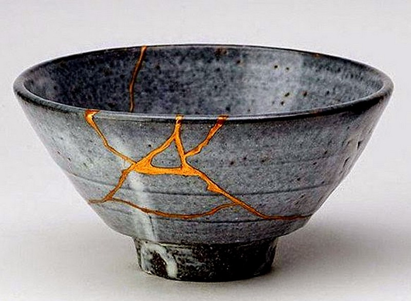 Kintsugi and Sound Baths