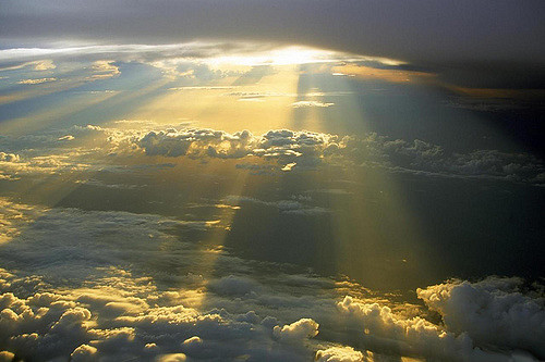 Heaven sells…