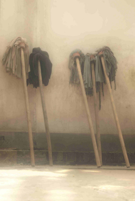 Mopping versus Cleaning, and more
