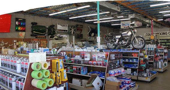 The Auto Paint Shop