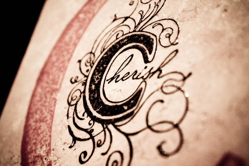 Cherish Is the Word